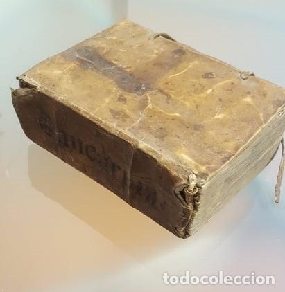 Libros antiguos: Pancarpia. Prosas Historicas e Titulares & versos differentes do P.F. Christovão Osório - Foto 3 - 204690606