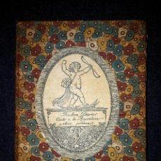 Libros antiguos: RUBÉN DARÍO. CANTO A LA ARGENTINA 1914 BIBLIOTECA CORONA CON CURIOSA DEDICATORIA Y ETIQUETA LIBRERÍA. Lote 204835402