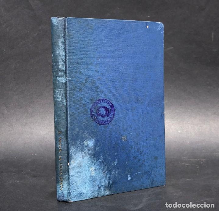 1935 JUAN RAMÓN JIMÉNEZ - LA LUNA NUEVA - TAGOR, RABINDRANAZ - POESÍA (Libros antiguos (hasta 1936), raros y curiosos - Literatura - Poesía)