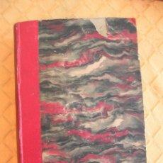 Libros antiguos: GABRIEL Y GALAN, OBRAS COMPLETAS, 2 TOMOS, EDITORIAL MADRID, 1924. Lote 205161242