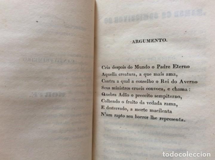 Libros antiguos: Obras de D. Francisco Child Rolim de Moura, 1853. Muy escaso - Foto 7 - 205312788