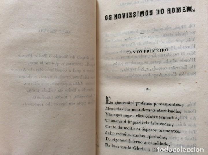 Libros antiguos: Obras de D. Francisco Child Rolim de Moura, 1853. Muy escaso - Foto 8 - 205312788