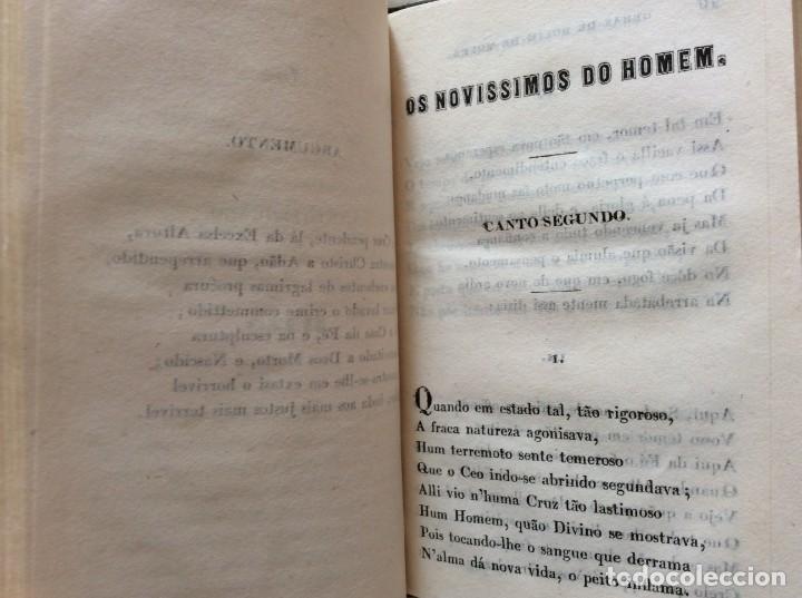 Libros antiguos: Obras de D. Francisco Child Rolim de Moura, 1853. Muy escaso - Foto 11 - 205312788