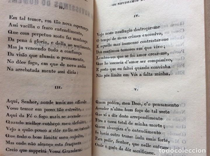 Libros antiguos: Obras de D. Francisco Child Rolim de Moura, 1853. Muy escaso - Foto 12 - 205312788