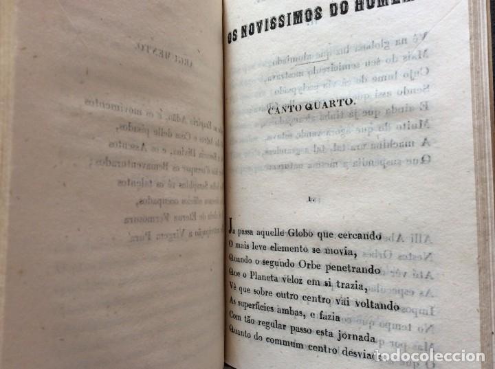 Libros antiguos: Obras de D. Francisco Child Rolim de Moura, 1853. Muy escaso - Foto 13 - 205312788