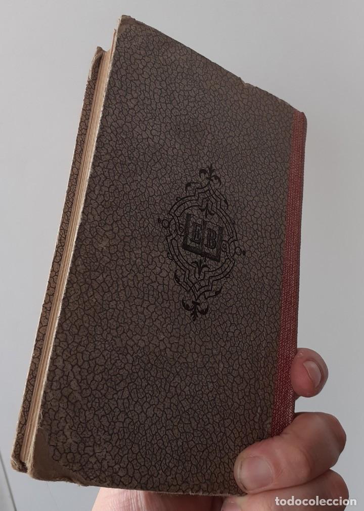 Libros antiguos: Año 1890 - Boileau-Despréaux: Obras Poéticas - Sátiras - Epístolas - Arte Poética - Poesía - Foto 2 - 205361106