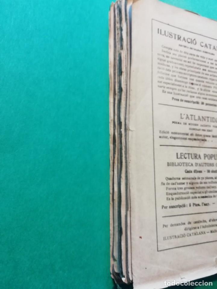 Libros antiguos: AYRES DEL MONTSENY MOSSEN JACINTO VRRDAGUER AÑO 1901 - Foto 3 - 206362301