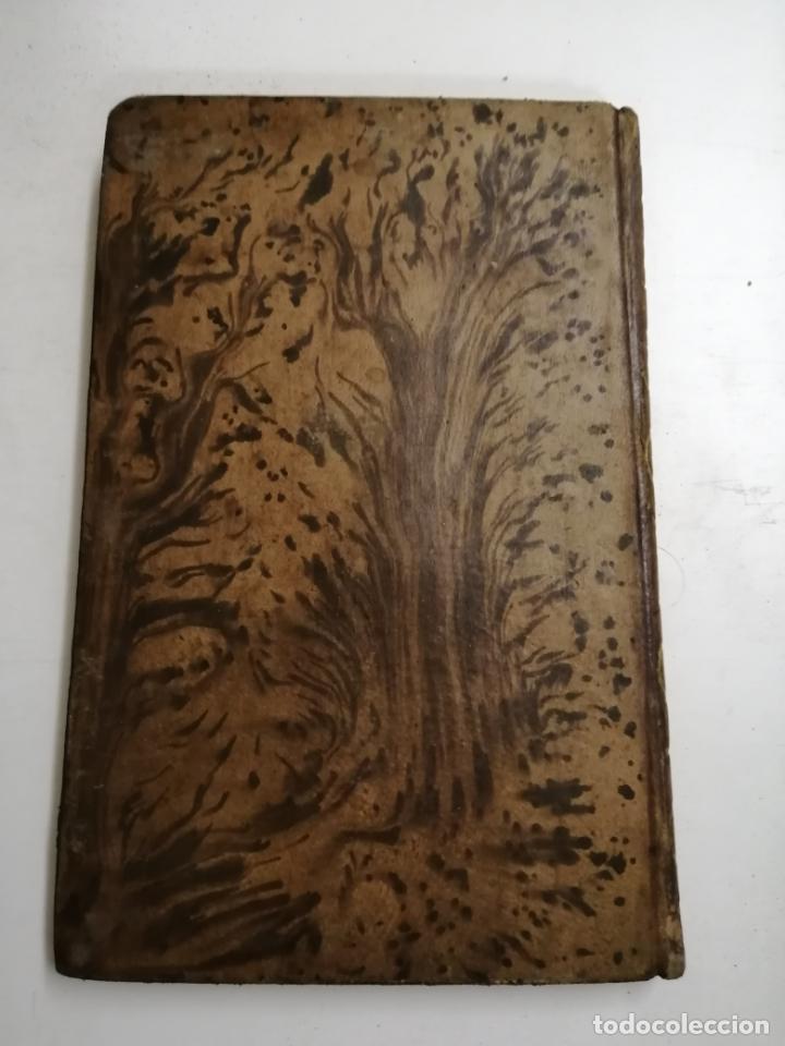 Libros antiguos: Compendio del arte poética. M. Milá Fontanals. 1844 Barcelona. Im: D.J. M. de Grau - Foto 8 - 206364532