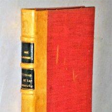 Libros antiguos: RECUERDOS DE LAS MONTAÑAS. BALADAS Y LEYENDAS.. Lote 206923205