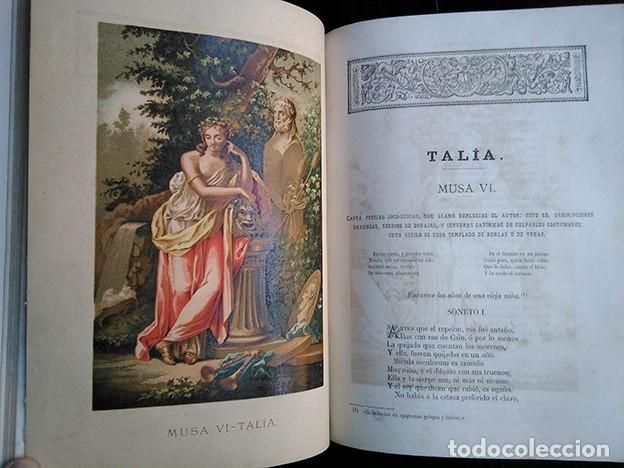 Libros antiguos: Francisco de Quevedo · Obras Festivas, Satíricas y Serias. Tomo II. Valencia, 1882 - Foto 6 - 208147670