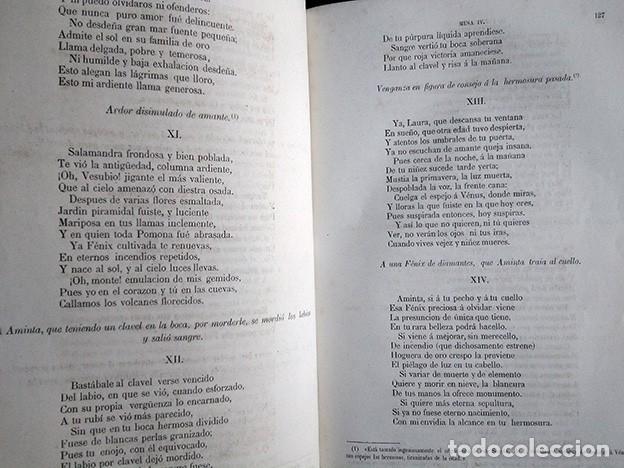 Libros antiguos: Francisco de Quevedo · Obras Festivas, Satíricas y Serias. Tomo II. Valencia, 1882 - Foto 9 - 208147670