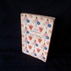 Libros antiguos: JARDINILLOS DE SAN ISIDRO - POEMA CASTELLANO DE LOPE DE VEGA CARPIO - FRAUD EDITOR 1918. Lote 208440221