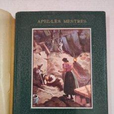 Libros antiguos: MARGARIDÓ POEMA - APEL·LES MESTRES - 1921 (EN CATALÁN). Lote 208894530