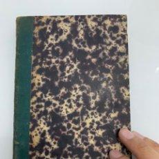 Libros antiguos: CURSO ELEMENTAL TEÓRICO PRÁCTICO DE RETÓRICA Y POÉTICA. Lote 210405955