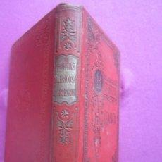 Libros antiguos: POETAS LIRICOS GRIEGOS MENENDEZ PELAYO BIBLIOTECA CLASICA 1911 .. Lote 210566777