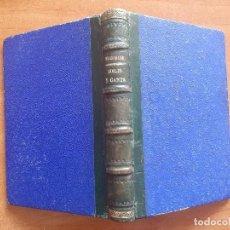 Livros antigos: 1891 IDILIS Y CANTS MISTICHS - MOSSEN JACINTO VERDAGUER / EN CATALÁN. Lote 211739924