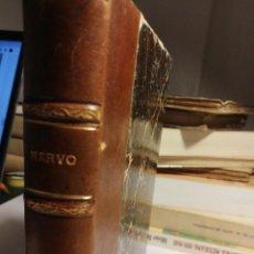 Libros antiguos: AMADO NERVO JUANA DE ASBAJE PRIMERA EDICIÓN 1910 HOLANDESA. Lote 213207665