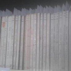 Libros antiguos: 62 EJEMPLARES (AÑOS 20) COLECCION LOS POETAS. Lote 213535596