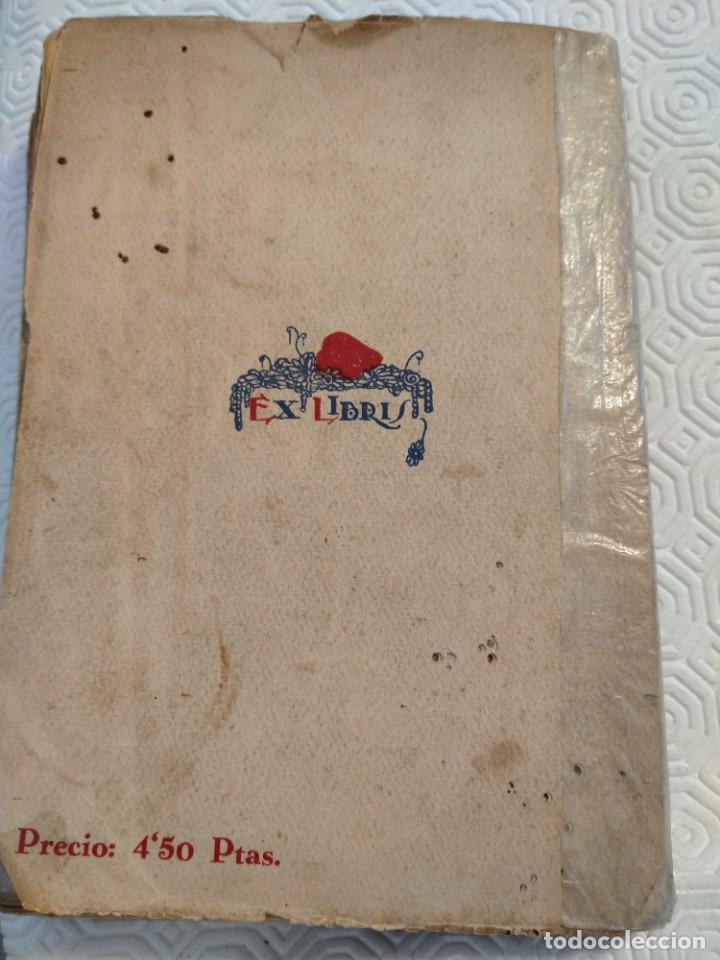 Libros antiguos: RIMAS SENCILLAS. CARLOS GARCIA ROSALES. TALLERES TIPOGRAFICSO REGION, OVIEDO 1930. CON SEÑALES DE US - Foto 3 - 215066013