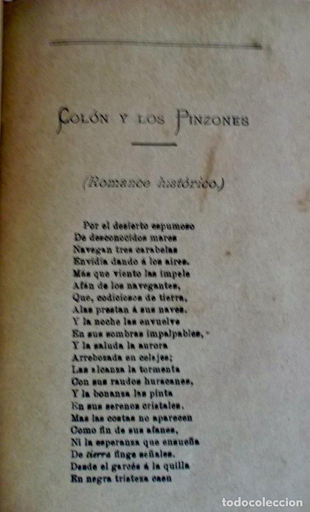Libros antiguos: 1894 Gritos e Victoria o Triunfo de la Religión y de la Patria muy raro - Foto 6 - 218488895