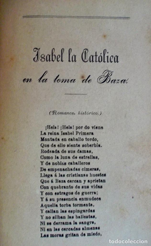 Libros antiguos: 1894 Gritos e Victoria o Triunfo de la Religión y de la Patria muy raro - Foto 7 - 218488895