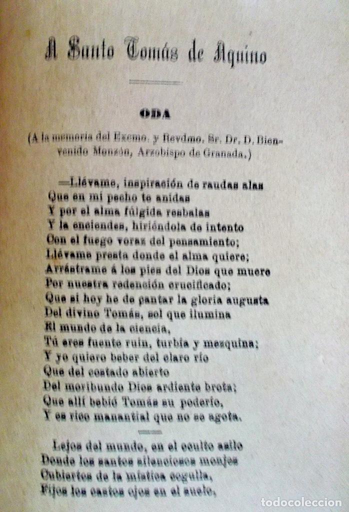 Libros antiguos: 1894 Gritos e Victoria o Triunfo de la Religión y de la Patria muy raro - Foto 9 - 218488895