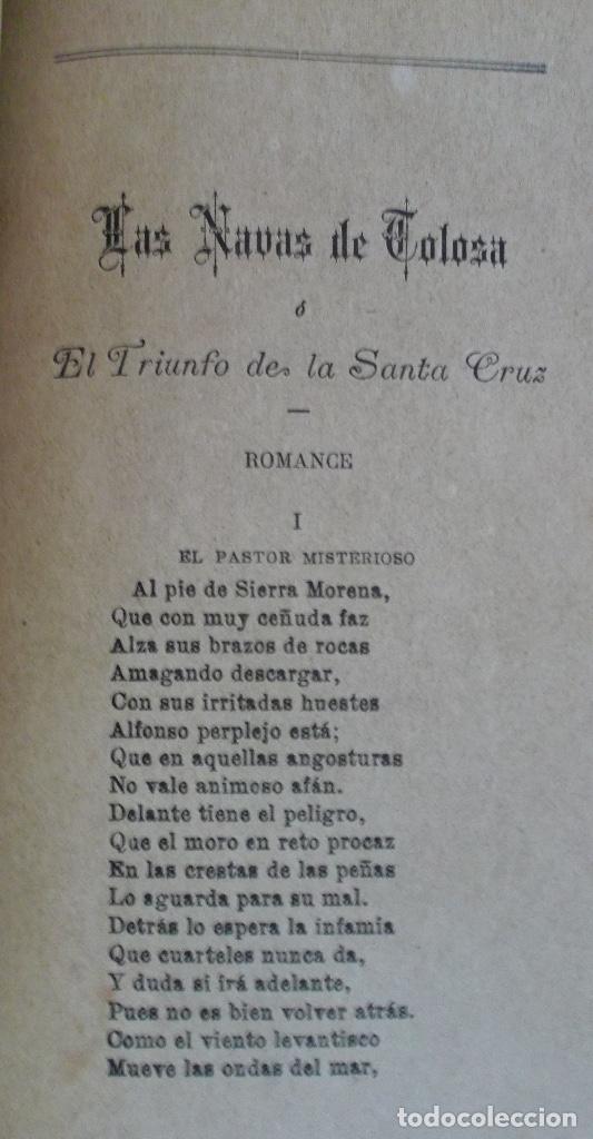 Libros antiguos: 1894 Gritos e Victoria o Triunfo de la Religión y de la Patria muy raro - Foto 11 - 218488895