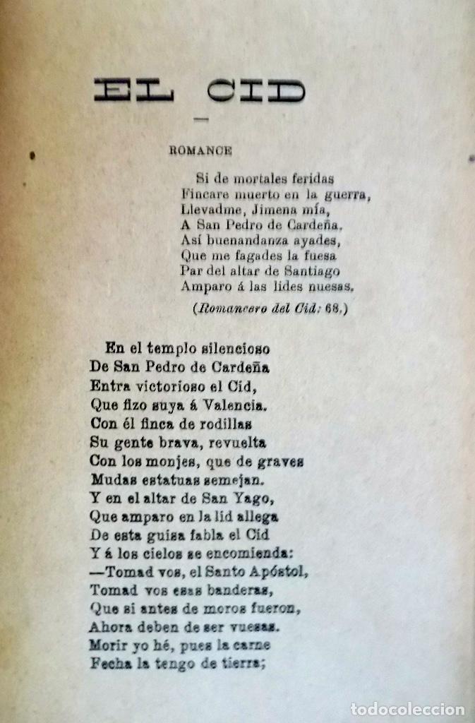 Libros antiguos: 1894 Gritos e Victoria o Triunfo de la Religión y de la Patria muy raro - Foto 12 - 218488895