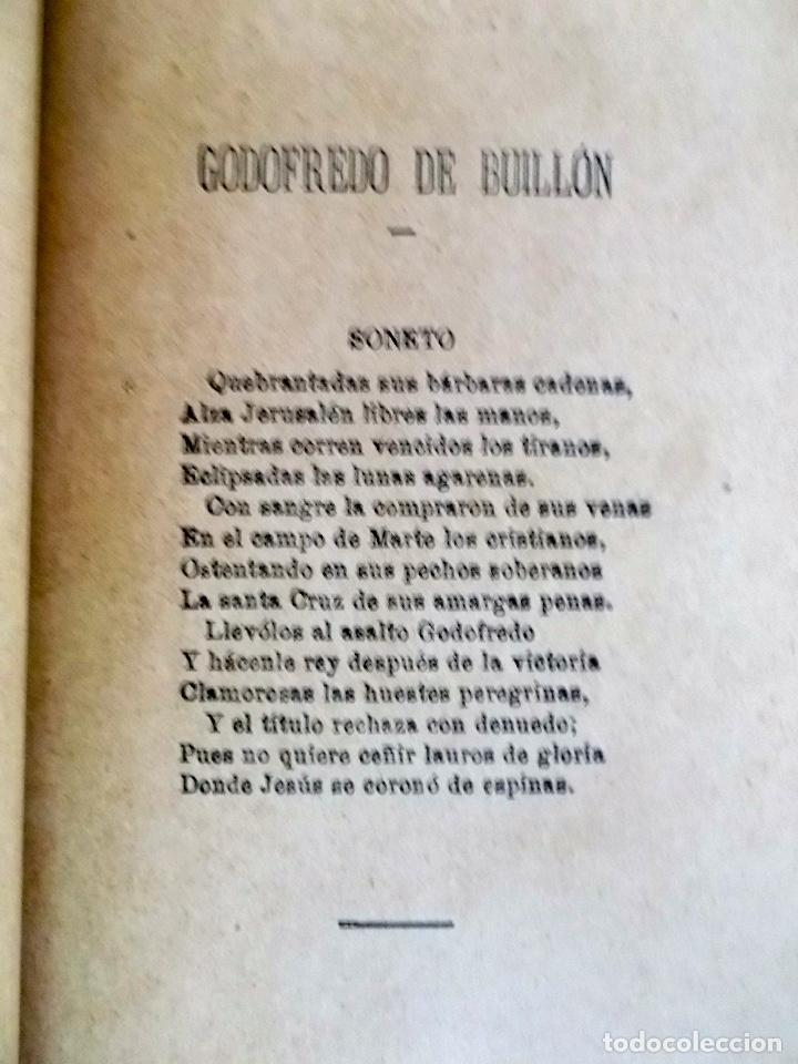 Libros antiguos: 1894 Gritos e Victoria o Triunfo de la Religión y de la Patria muy raro - Foto 13 - 218488895