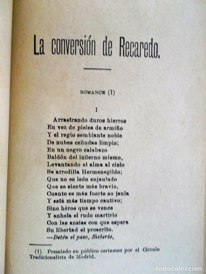 Libros antiguos: 1894 Gritos e Victoria o Triunfo de la Religión y de la Patria muy raro - Foto 15 - 218488895