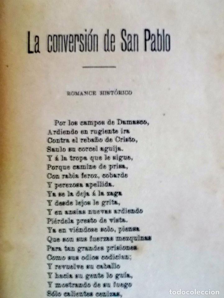 Libros antiguos: 1894 Gritos e Victoria o Triunfo de la Religión y de la Patria muy raro - Foto 19 - 218488895