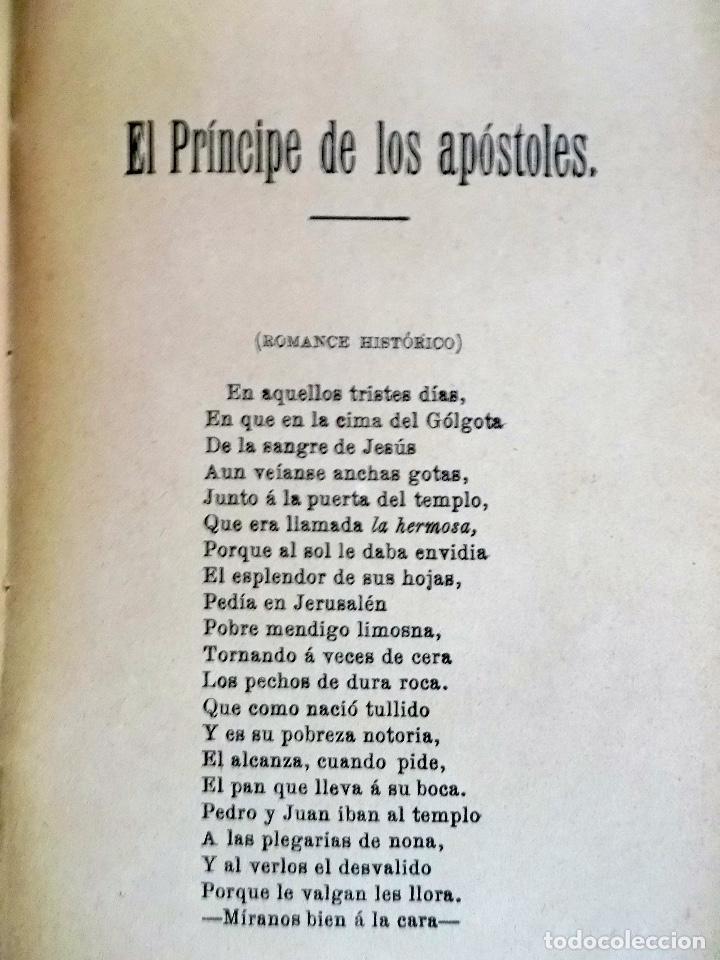 Libros antiguos: 1894 Gritos e Victoria o Triunfo de la Religión y de la Patria muy raro - Foto 20 - 218488895
