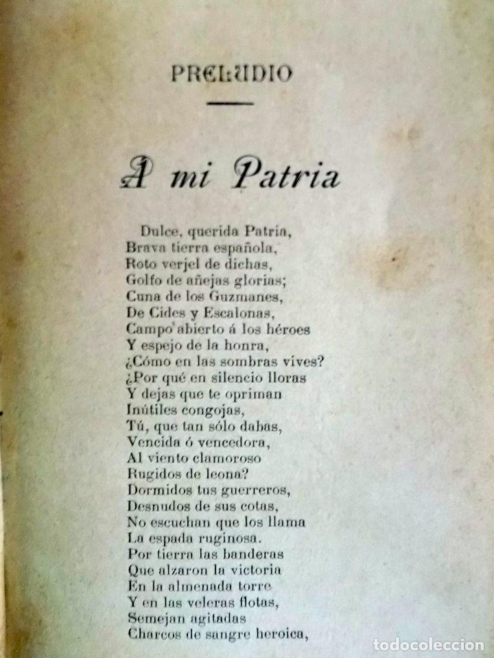 Libros antiguos: 1894 Gritos e Victoria o Triunfo de la Religión y de la Patria muy raro - Foto 24 - 218488895