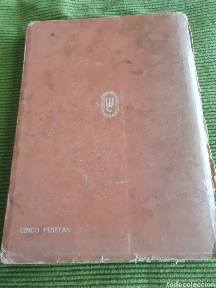 Libros antiguos: Romancero gitano Federico García lorca 1935 espada calpe - Foto 2 - 218508016