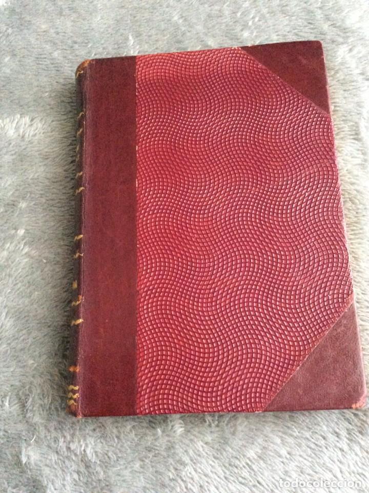 Libros antiguos: MONSARAZ (Conde de).— MUSA ALENTEJANA. 1933. Excelente encuadern. Tirag. reducida de 1112 ejemplares - Foto 2 - 218520800