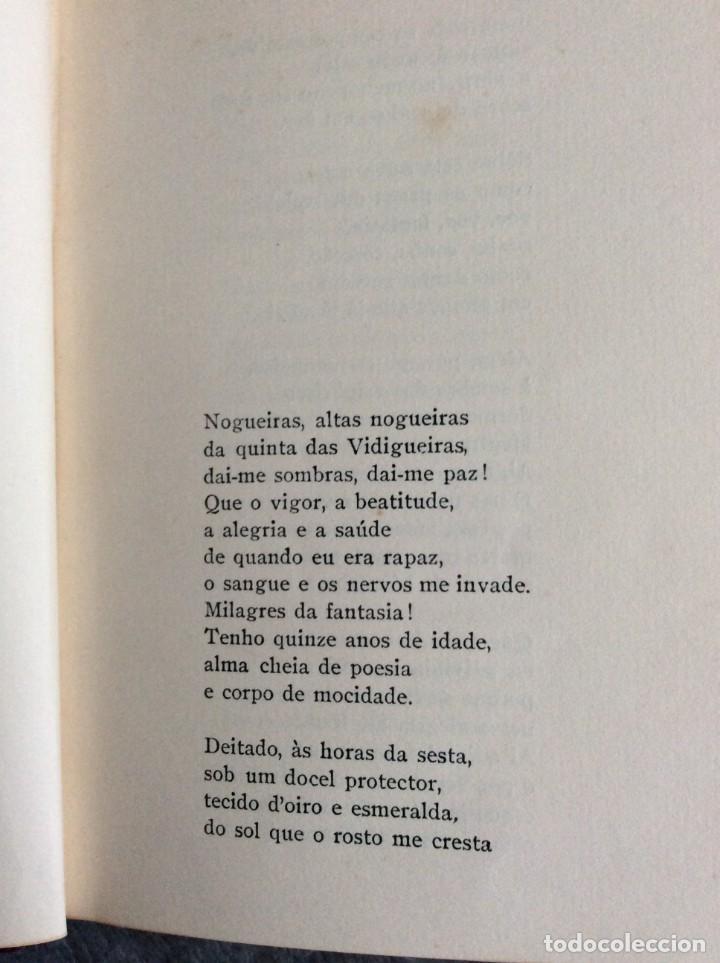 Libros antiguos: MONSARAZ (Conde de).— MUSA ALENTEJANA. 1933. Excelente encuadern. Tirag. reducida de 1112 ejemplares - Foto 4 - 218520800