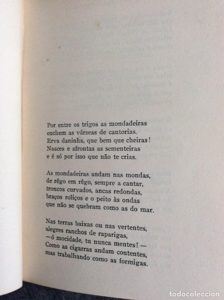 Libros antiguos: MONSARAZ (Conde de).— MUSA ALENTEJANA. 1933. Excelente encuadern. Tirag. reducida de 1112 ejemplares - Foto 5 - 218520800