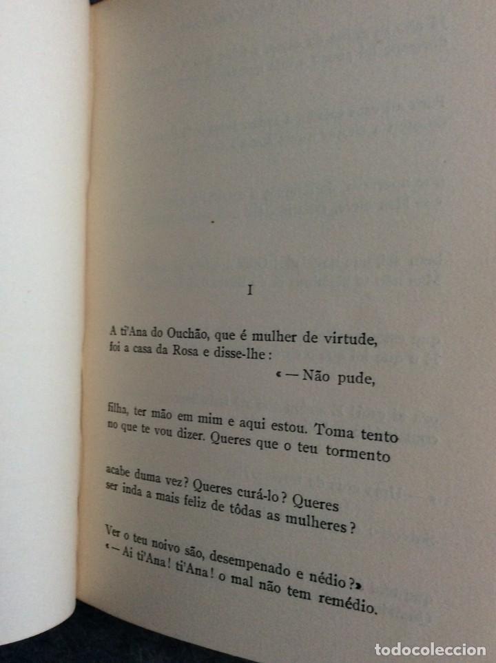 Libros antiguos: MONSARAZ (Conde de).— MUSA ALENTEJANA. 1933. Excelente encuadern. Tirag. reducida de 1112 ejemplares - Foto 6 - 218520800
