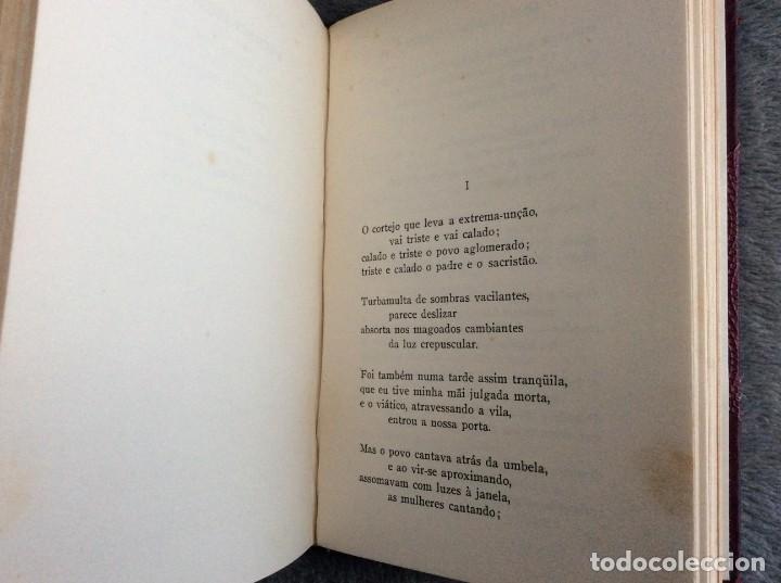 Libros antiguos: MONSARAZ (Conde de).— MUSA ALENTEJANA. 1933. Excelente encuadern. Tirag. reducida de 1112 ejemplares - Foto 10 - 218520800