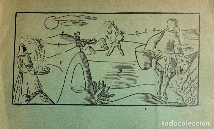 """Libros antiguos: Cantares de Lope de Vega. Homenaje del Teatro Universitario """"La Barraca"""" al gran Poeta Español Lope - Foto 4 - 218554163"""