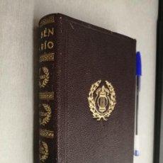 Libros antiguos: OBRAS POÉTICAS COMPLETAS / RUBÉN DARÍO / M. AGUILAR EDITOR 1932. Lote 221882060