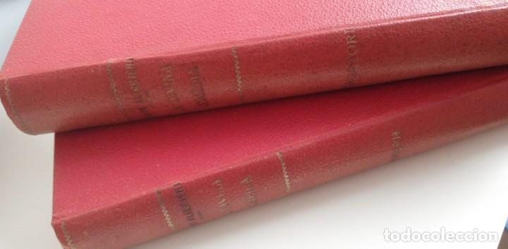 Libros antiguos: LA DIVINA COMÈDIA 2 TOMOS: INFERN I PURGATORI (1921) en Catalán - Foto 3 - 222030508