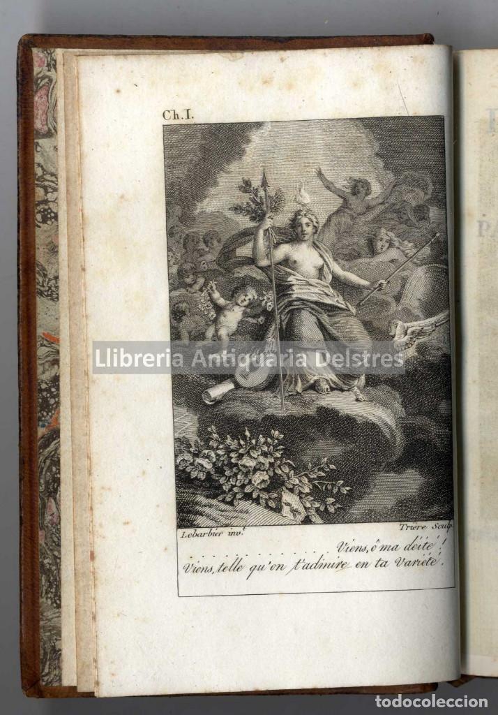 Libros antiguos: [1806] Delille, Jaques. L'Imagination, poème en VIII chants - Foto 2 - 222873055