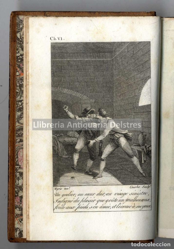 Libros antiguos: [1806] Delille, Jaques. L'Imagination, poème en VIII chants - Foto 4 - 222873055