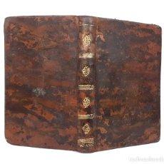 Livres anciens: 1810 - LOS POEMAS DE SAFO DE LESBOS - POESÍA ERÓTICA GRIEGA - GRECIA - LIBRO ANTIGUO, SIGLO XIX. Lote 223975266