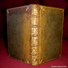 Livres anciens: 1556. POST-INCUNABLE. SATIRAS DE JUVENAL. BELLISIMA Y RARA EDICION. Lote 224528186