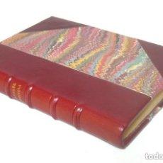 Livres anciens: AÑO 1924 - LAMARTINE: RAPHAEL. GRAZIELLA - PARIS, HACHETTE - LITERATURA FRANCESA - ENCUADERNACIÓN. Lote 224972850