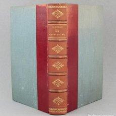 Libros antiguos: LES FLEURS DU MAL, CHARLES BAUDELAIRE, 1910, GEORGES ROCHEGROSSE, LIBRARIE DES AMATEURS, PARIS.. Lote 225247415