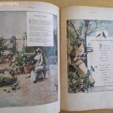 Livros antigos: ALBUM POÉTICO. COLECCIÓN DE COMPOSICIONES INÉDITAS DE LOS MÁS NOTABLES ESCRITORES DE ESPAÑA, 1890. Lote 225998570