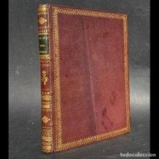 Libros antiguos: 1834 - EL ECO DEL TÚRIA - POESÍAS A LA AUGUSTA DE ISABEL II - EJEMPLAR PERSONAL DE LA REINA. Lote 228304365